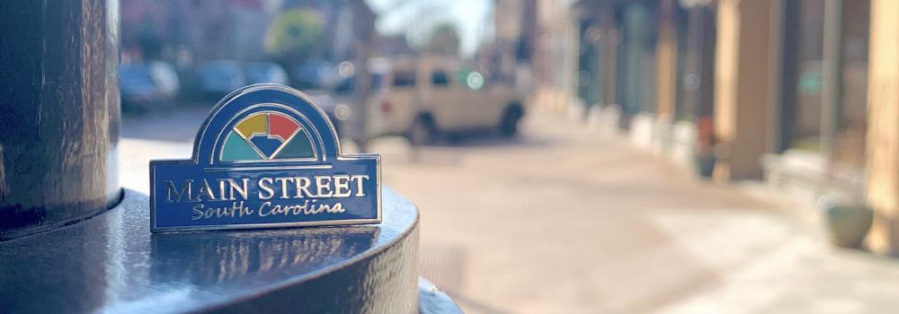National Main Street Pin