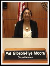 Pat Gibson-Hye Moore
